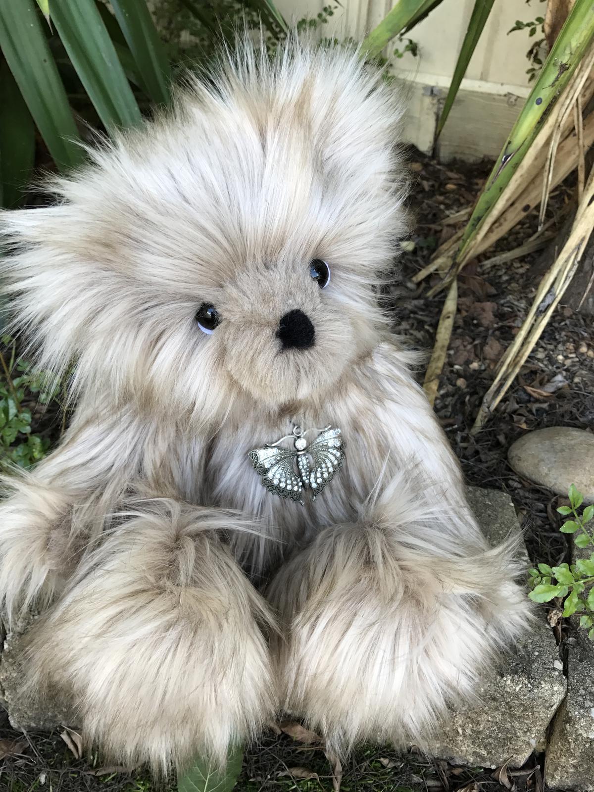 Hand Made Teddy Bear