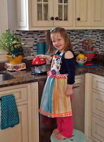 Aprons and Attitude!
