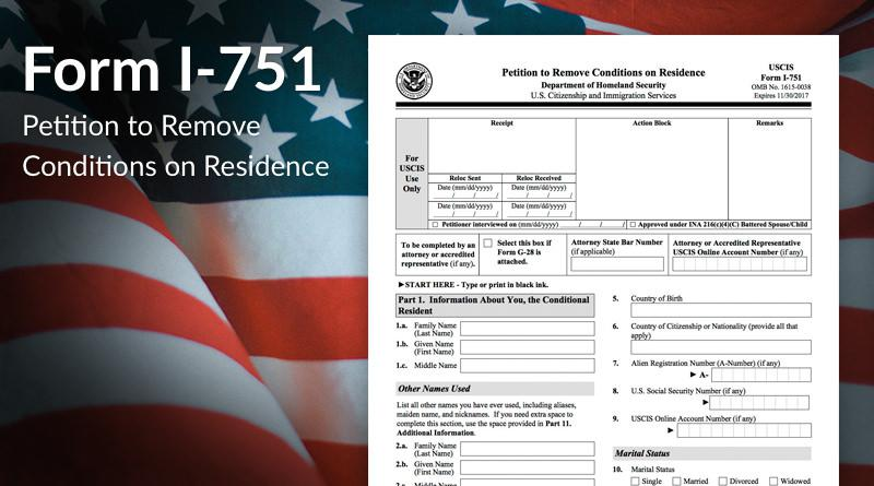 USCIS Revises Interview Waiver Guidance for Form I-751 Removal of Conditions