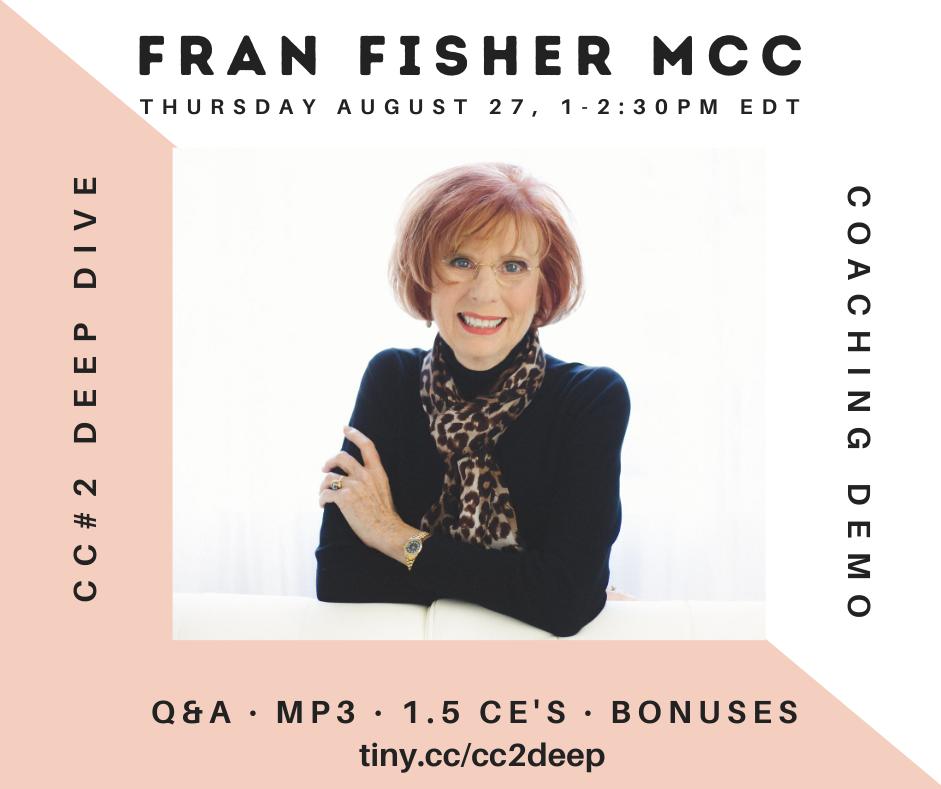Fran Fisher MCC