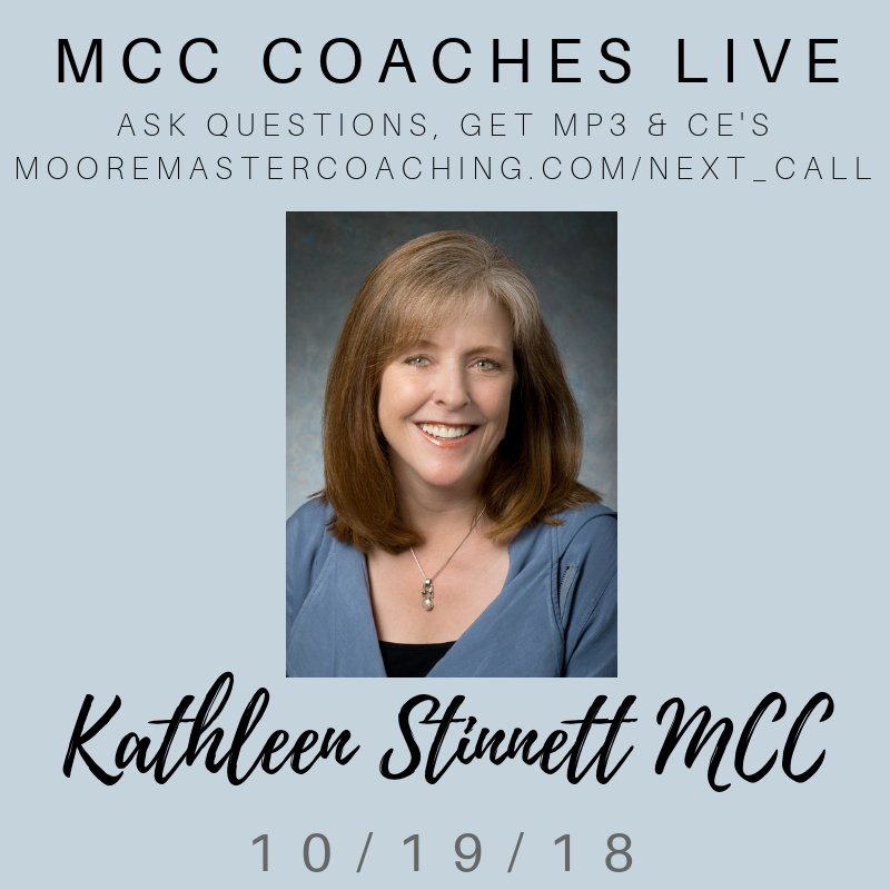 Kathleen Stinnett MCC