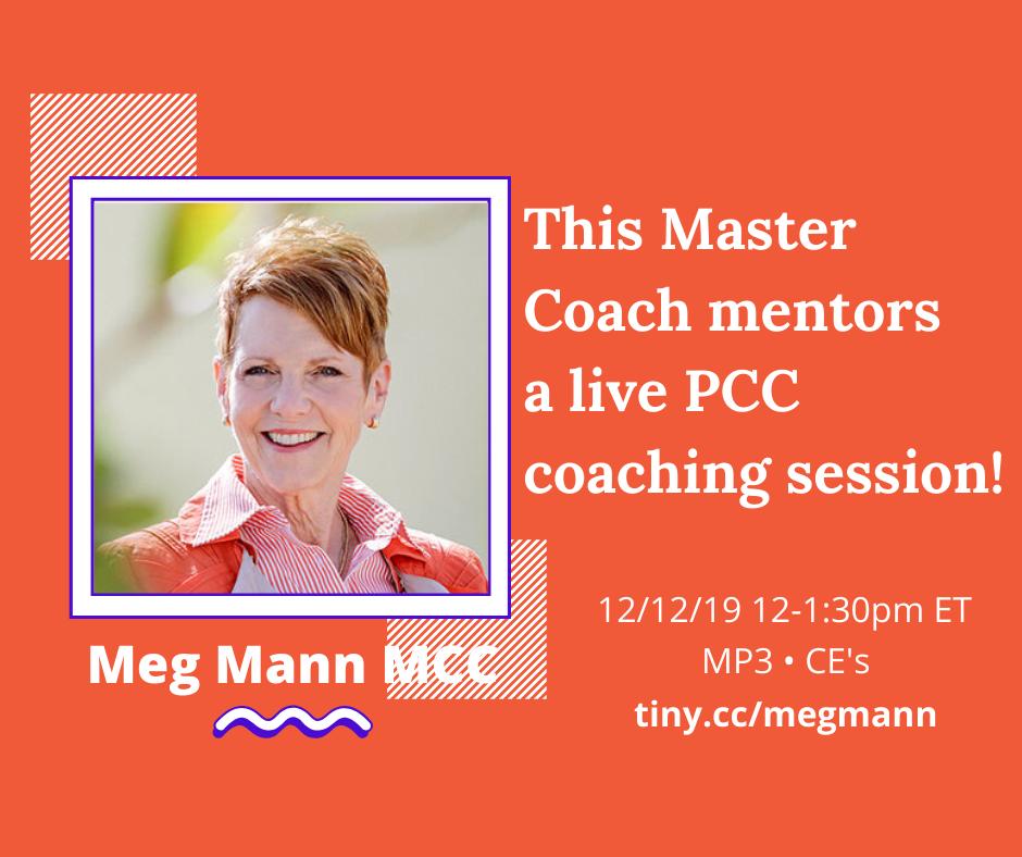 Meg Mann MCC
