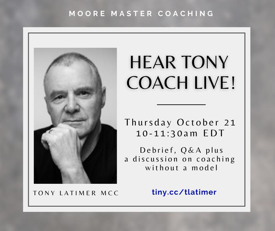 Tony Latimer MCC
