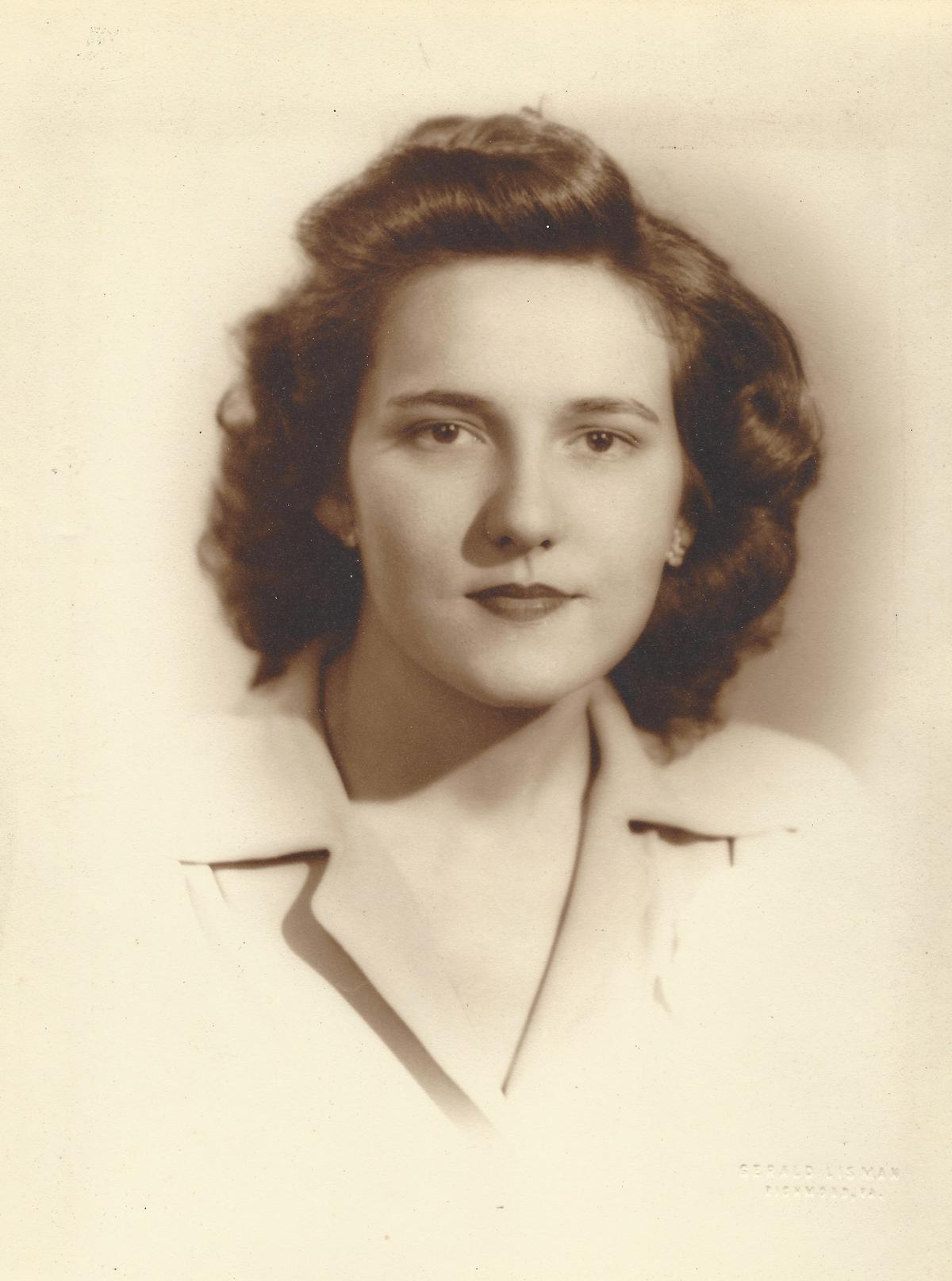 Alma Roberta Evans Buchanan