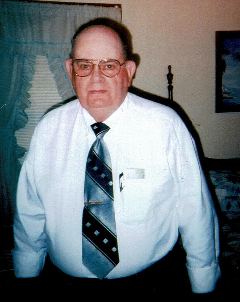 Earl Bernarr Mayton
