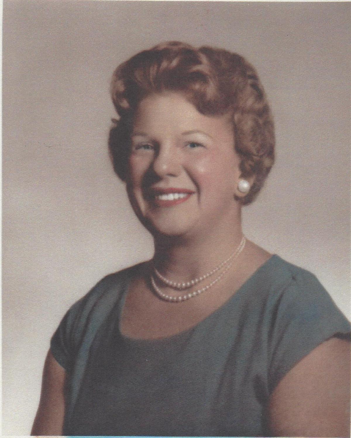 Helen Agnes Baty
