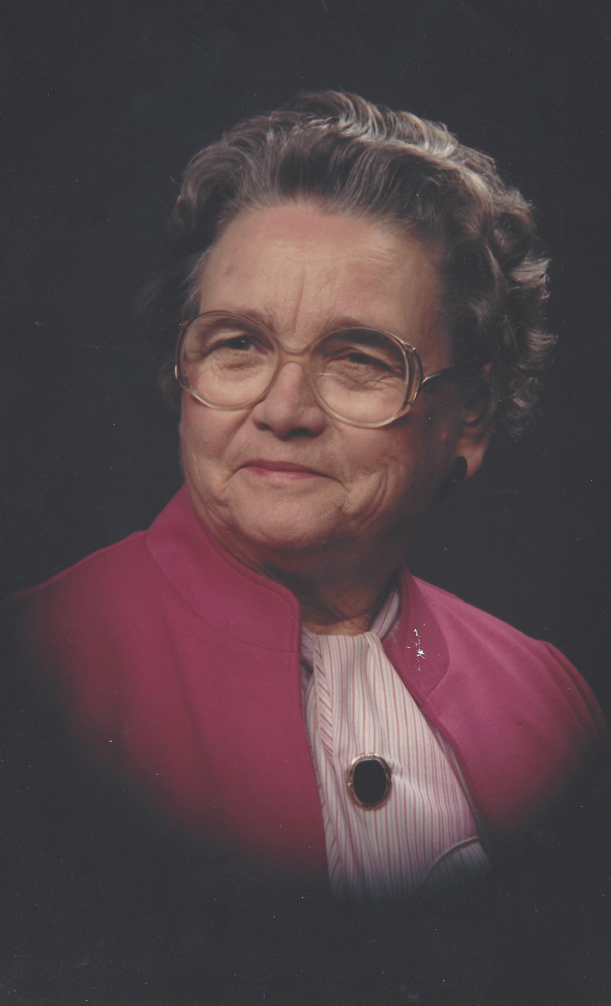 Julia Anderson Beck