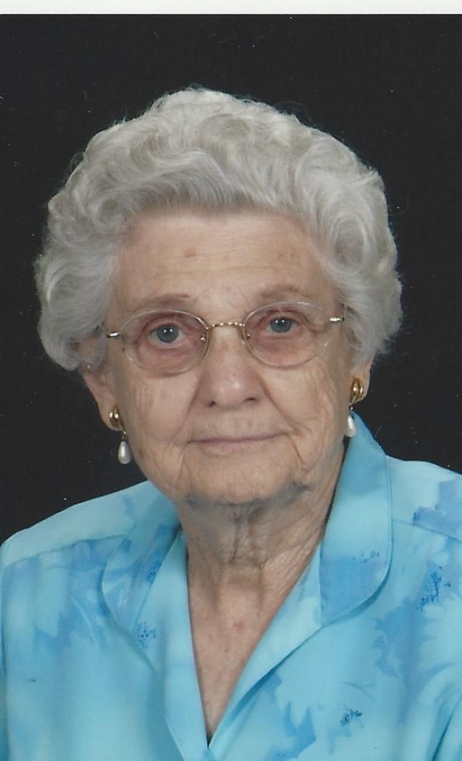 Margaret Gertrude Bragg