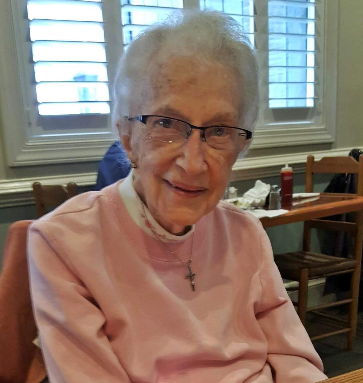 Marguerite Billmyer Roach