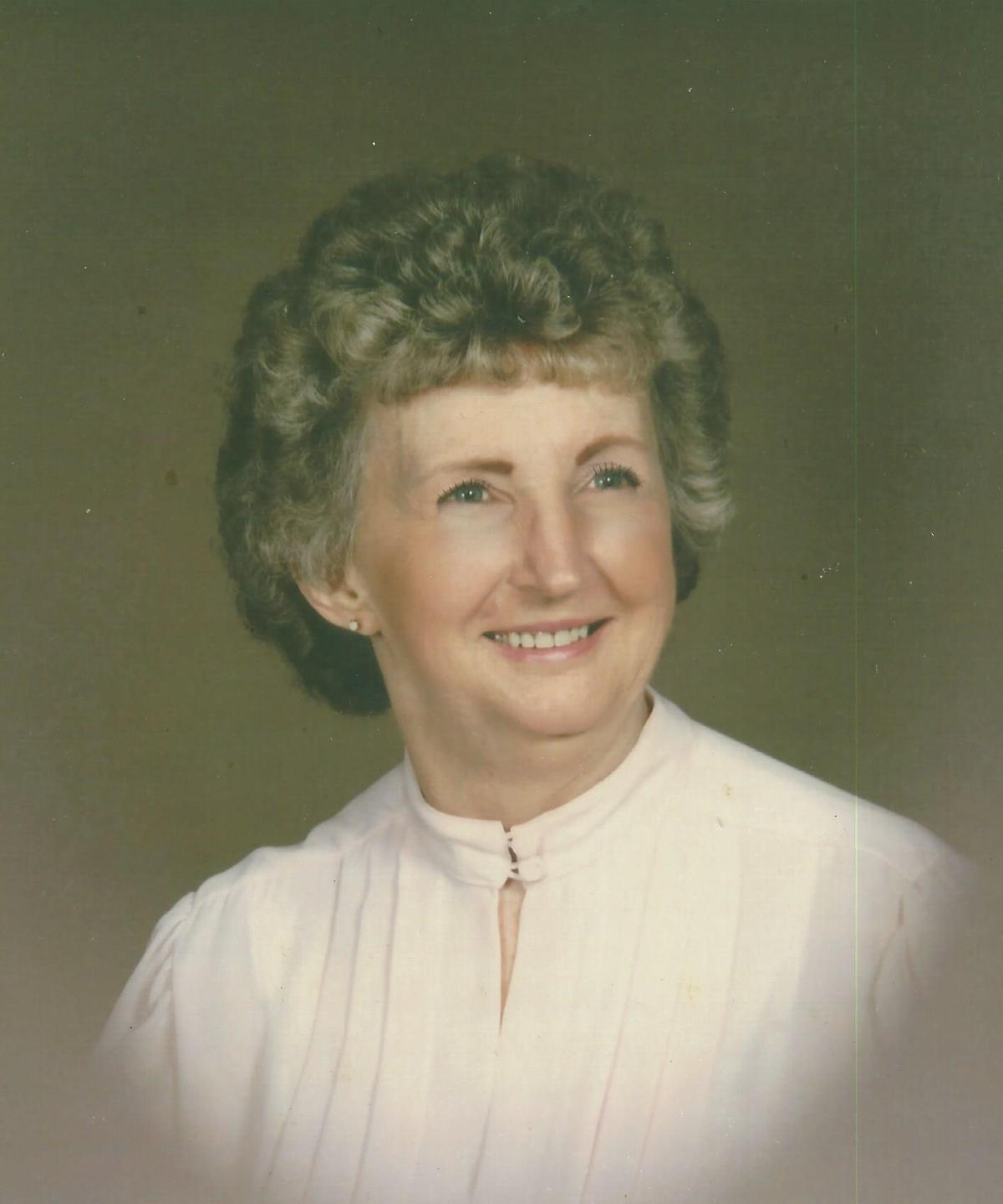 Mary Eunice Harris Smith Slaughter