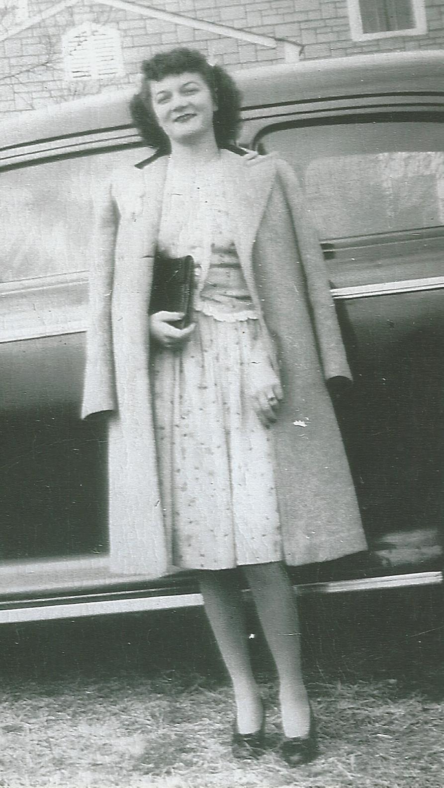 Naomi Lail Abernathy Clarke