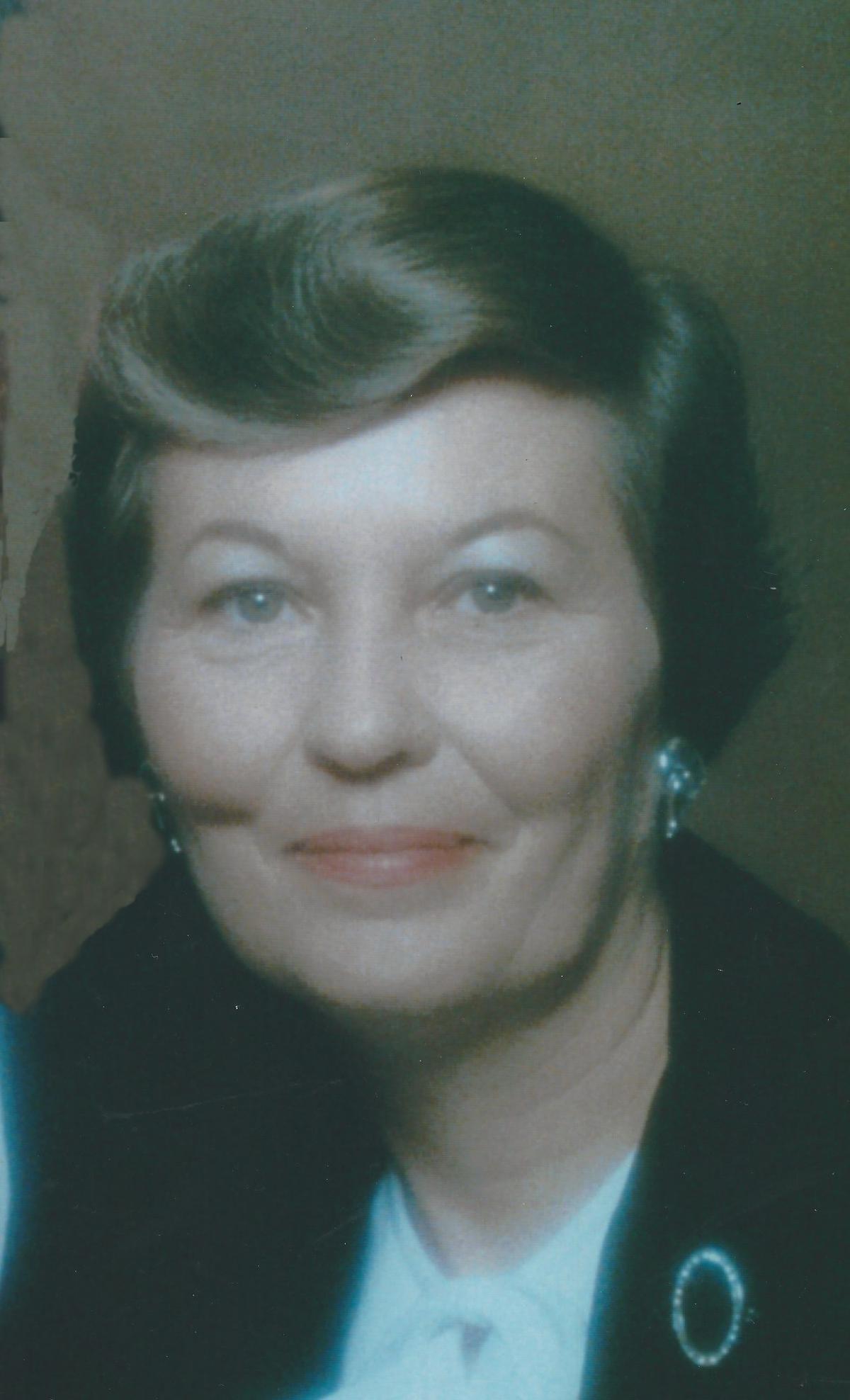 Virginia Lorraine Gee
