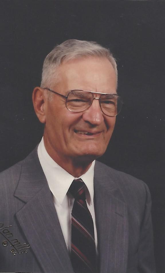 Reverend Harold Eugene Springer
