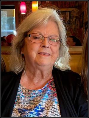 Shirley Ann Martin Baker