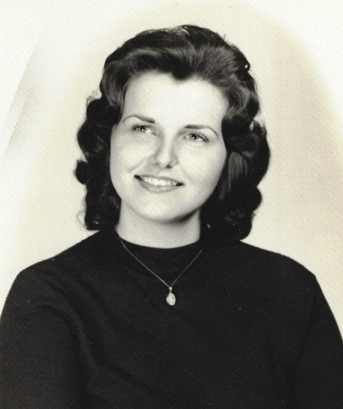 Shirley Elizabeth Blevins Lewis