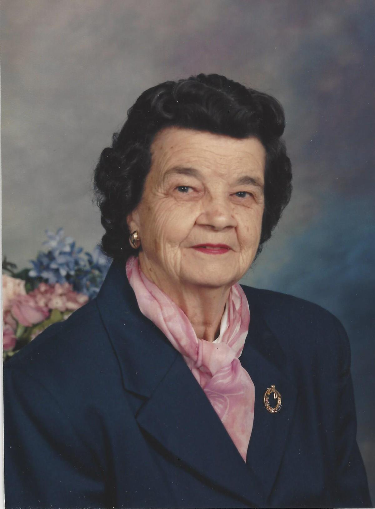 Virginia Hite Gee