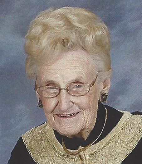 Helen Callahan Ashworth