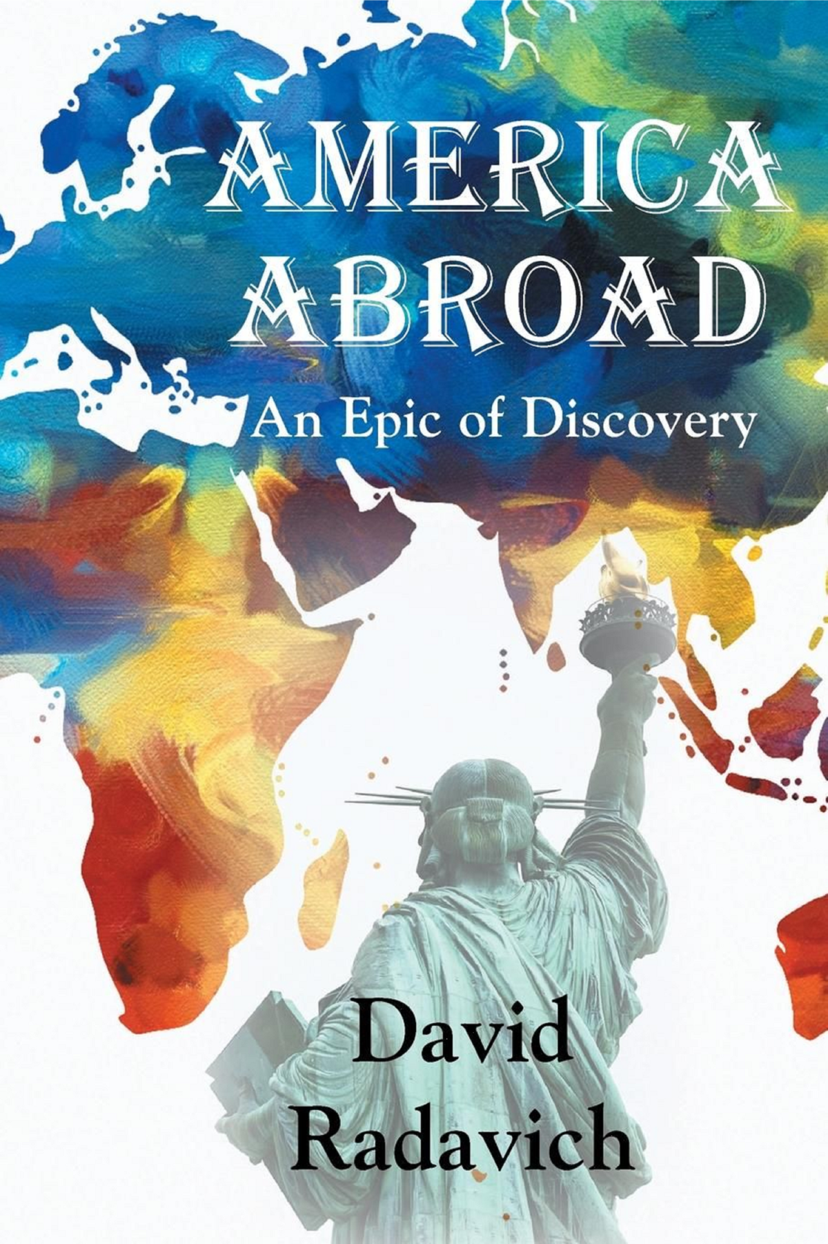 David Radavich's new book is published
