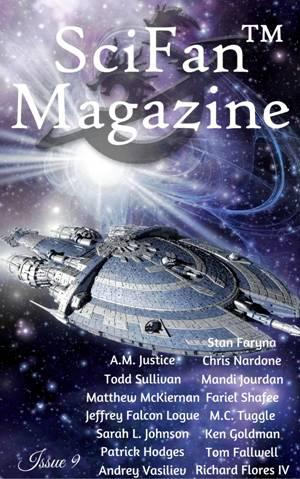 SciFan Magazine includes Mike Tuggle's 'Fate's Daughters';