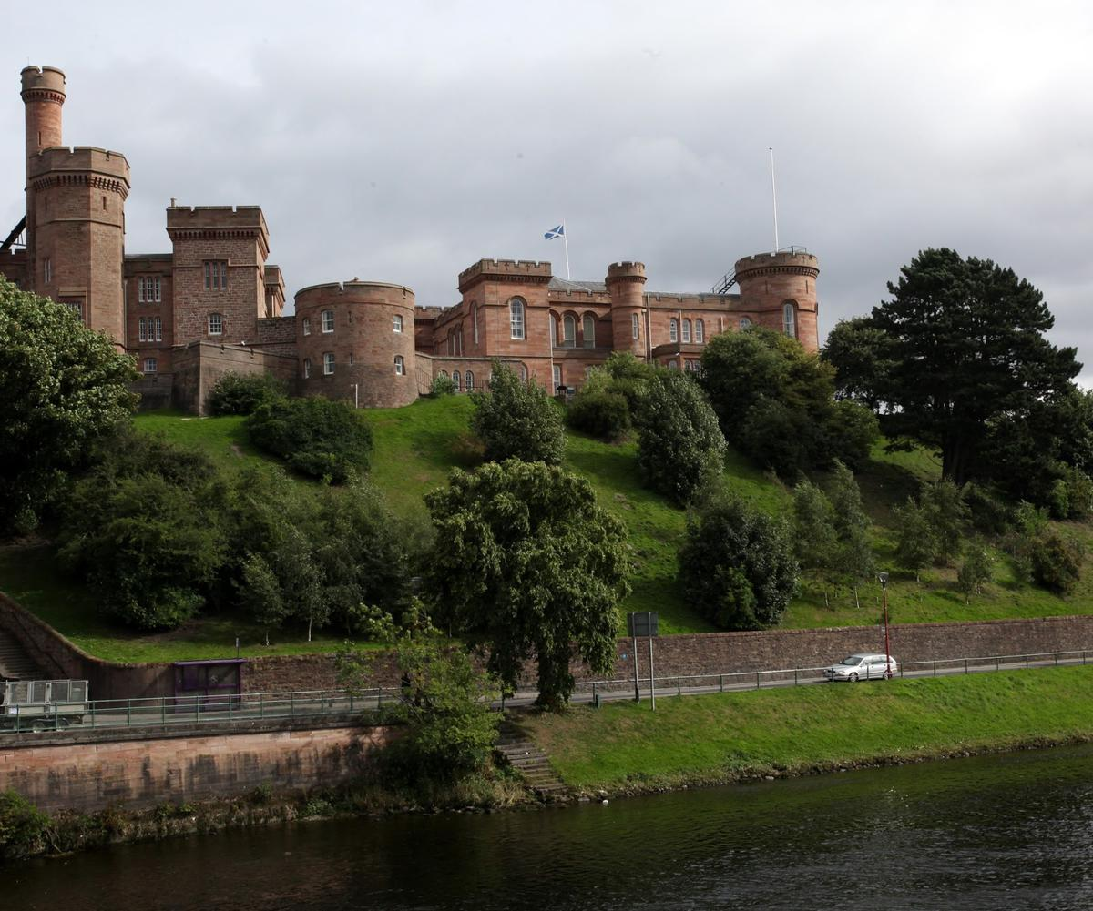 My Inverness Adventure