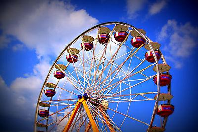 If life was a carnival ride - what would yours be?
