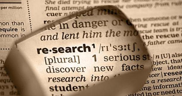 WRITERS AND RESEARCH