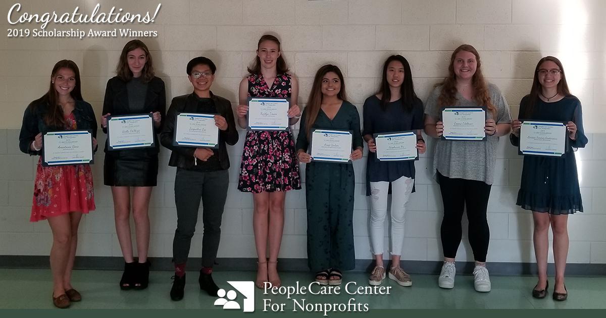 2019 Scholarship Program Winners