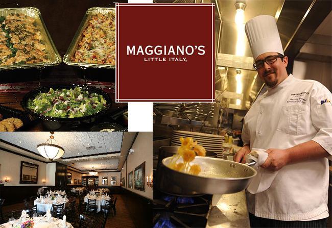 TOS Partner Spotlight - Maggiano's