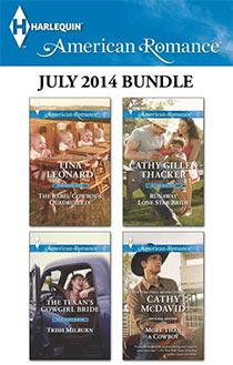 Runaway Lone Star Bride part of Harlequin July Bundle