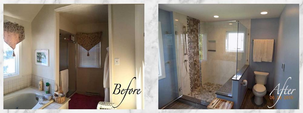 Our Bathroom Remodel Approach - Bucks County, PA