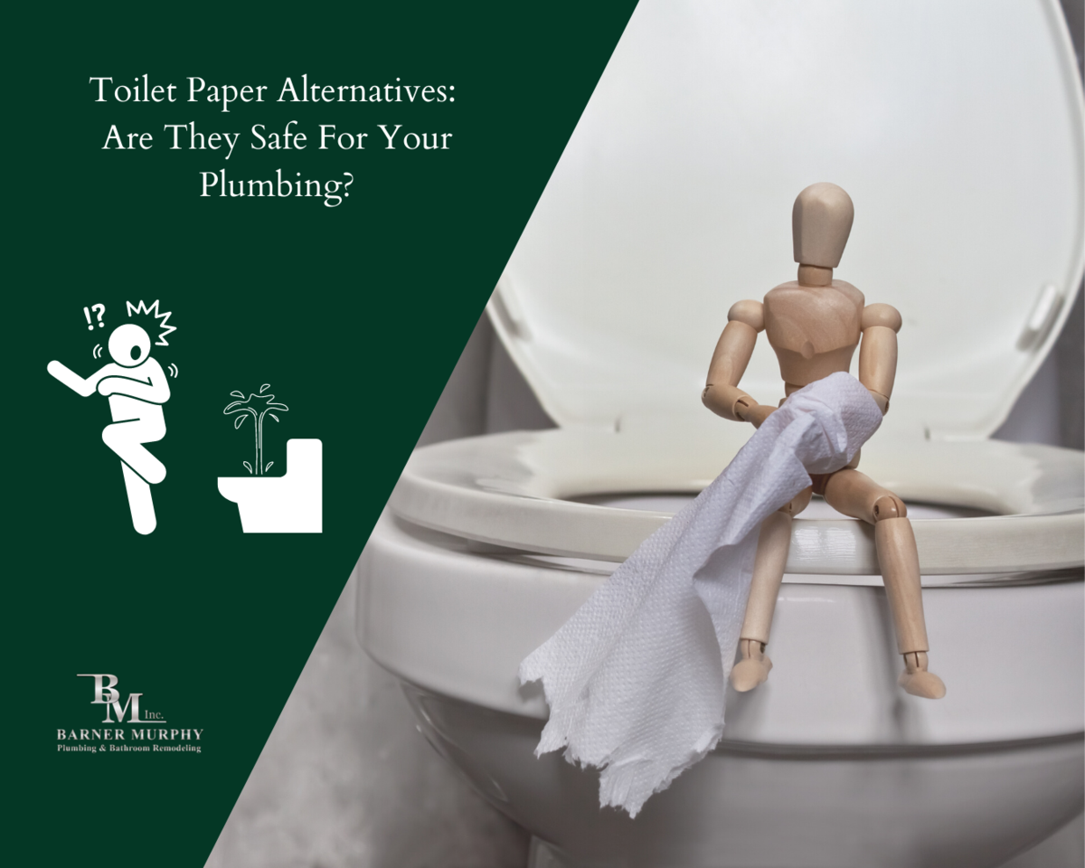 Toilet Paper Alternatives: Are They Safe For Your Plumbing?