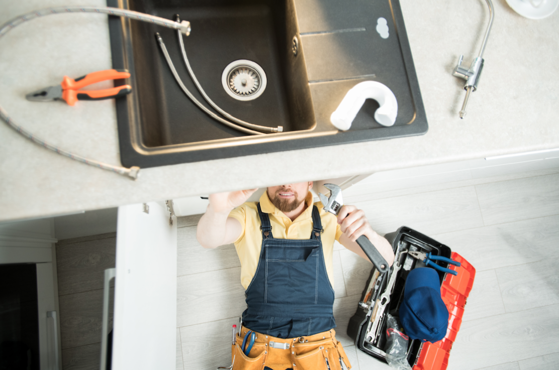 Don't Forget About Your Plumbing When You're Spring Cleaning