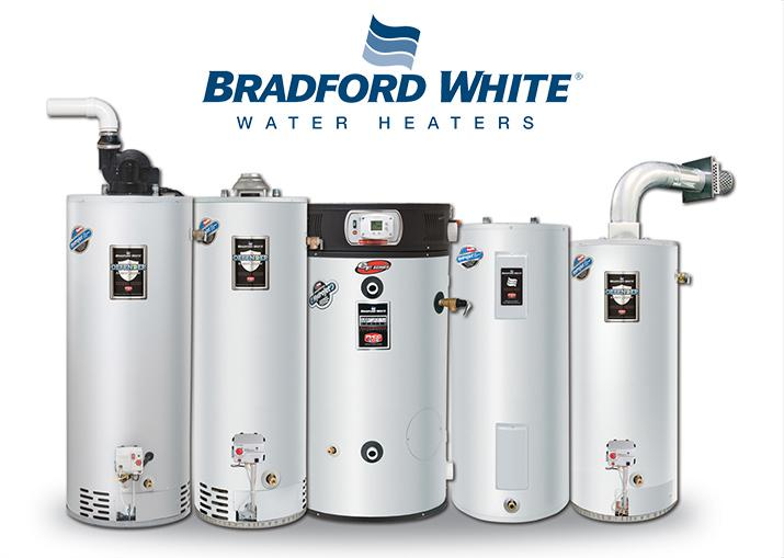 Why Choose Bradford White Water Heaters?