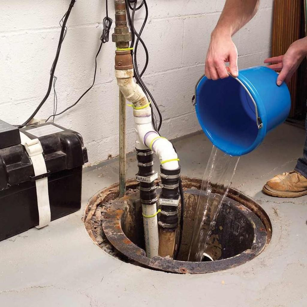 The Benefits of Having a Sump Pump and a Backup System