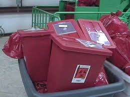 Opposition To Medical Waste Disposal Plan