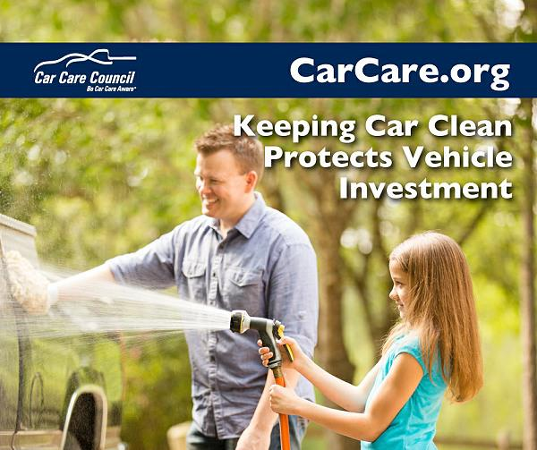 Keeping Car Clean Protects Vehicle Investment