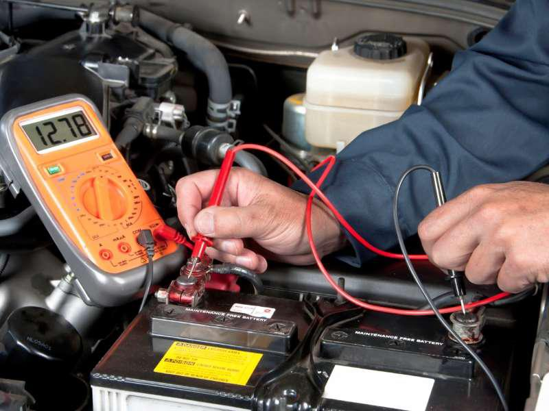 Auto Battery Service, Replacement in Warminster, PA