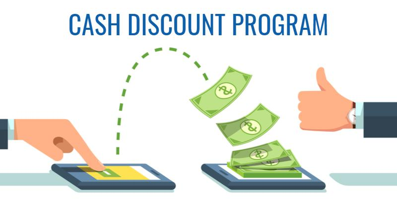 Cash Discount Agent Program