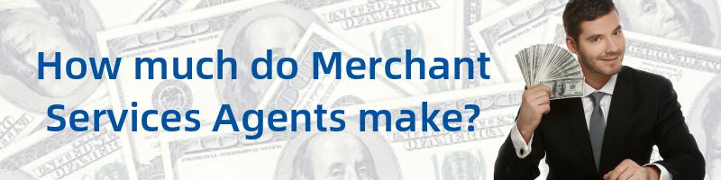 How Much Money Can You Make Selling Merchant Services?