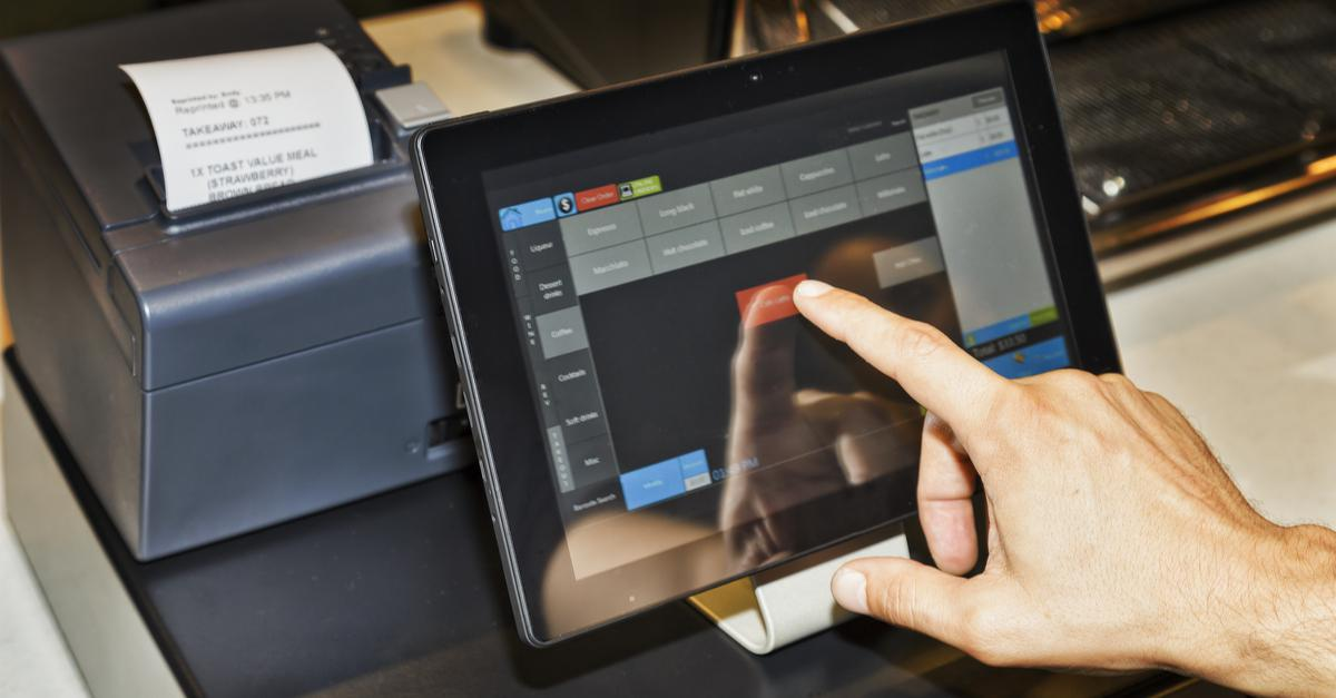 Selling Point of Sale (POS) Systems | The Future of Merchant Services