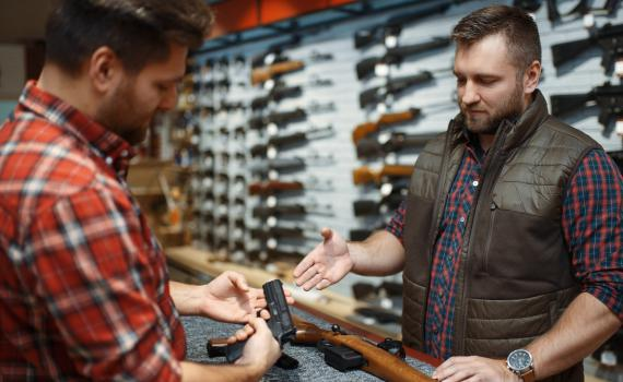 Best POS Systems for Gun Shops