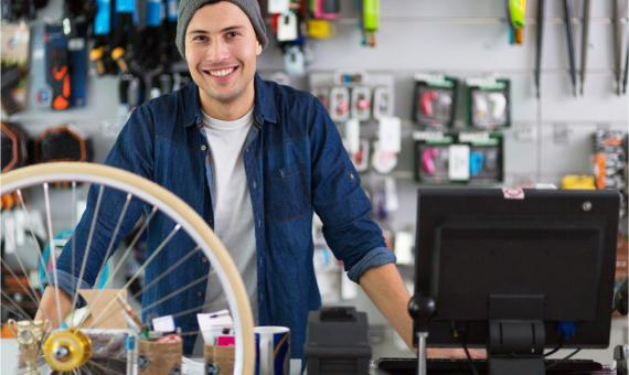 Point of Sale Systems for Bicycle Shops