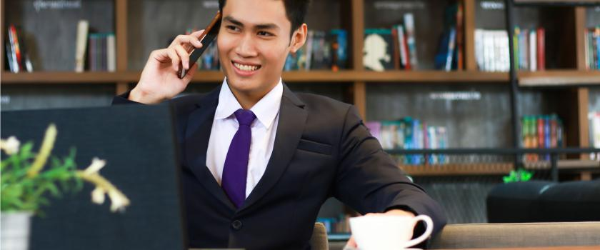 How to Sell Merchant Services Over the Phone