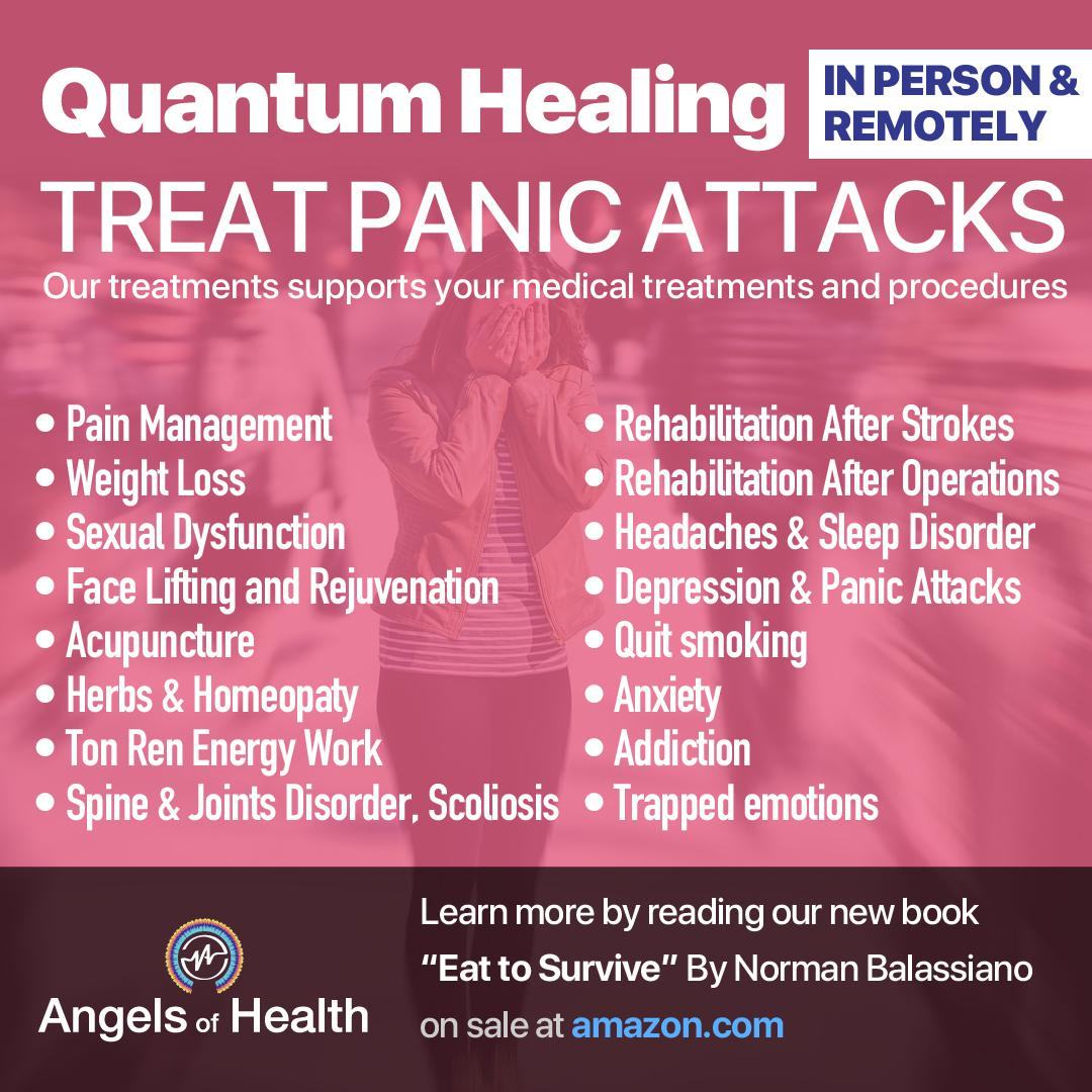 Treat panic attacks