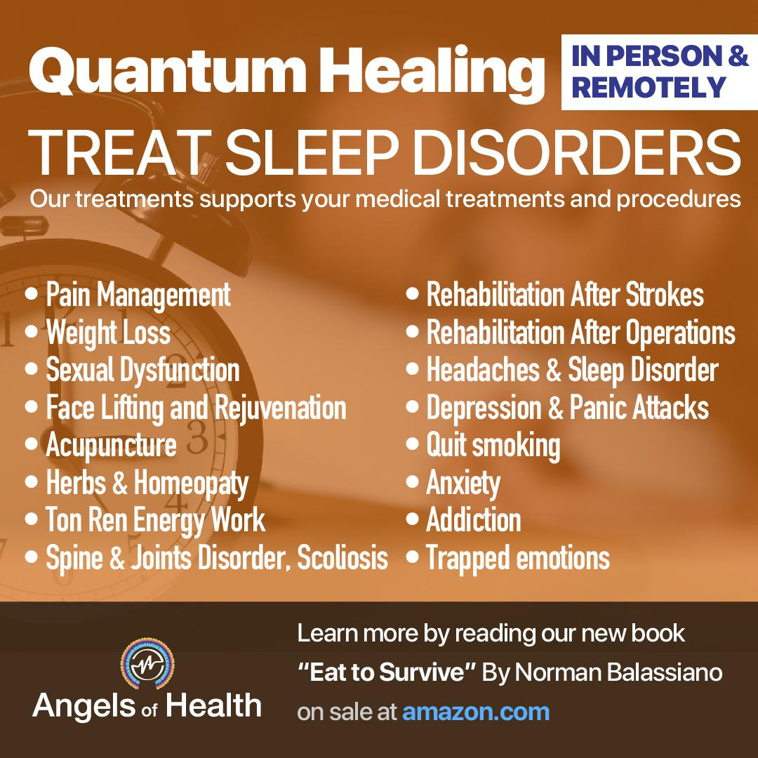 Treat sleep disorders