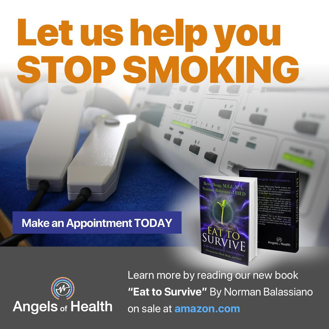 Let us help you stop smoking
