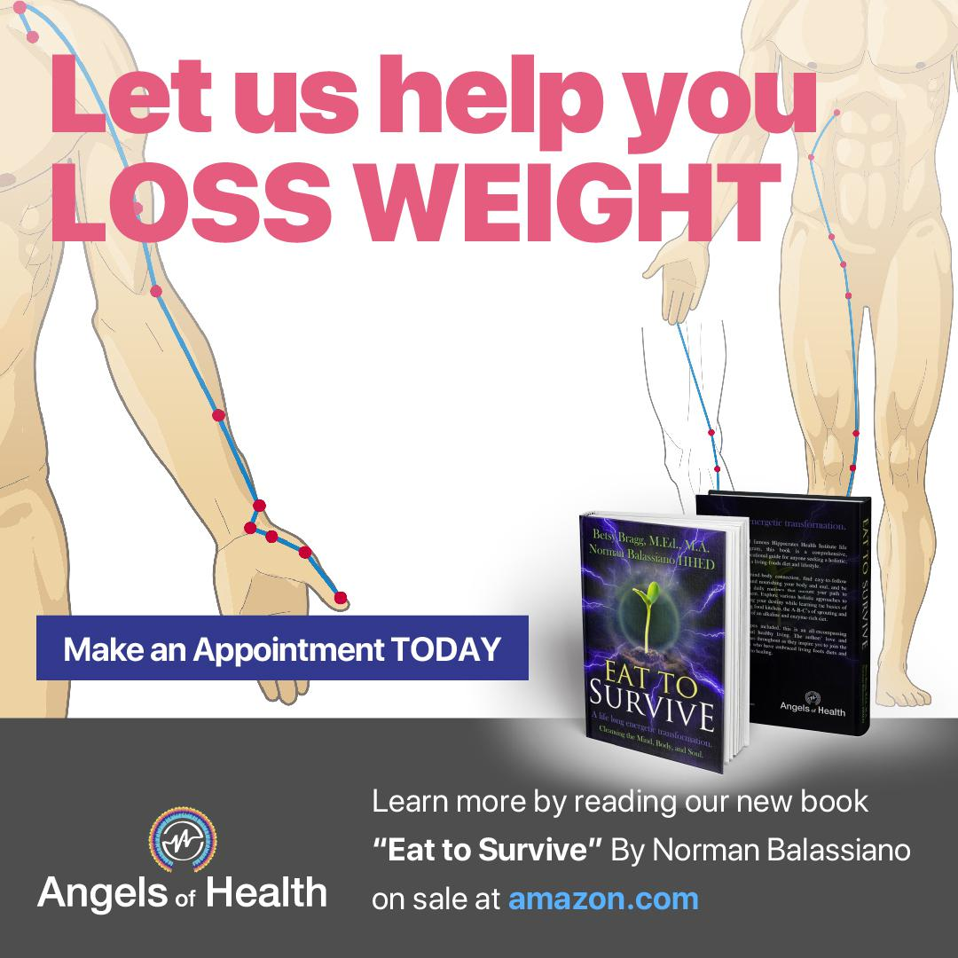 Let us help you lose weight
