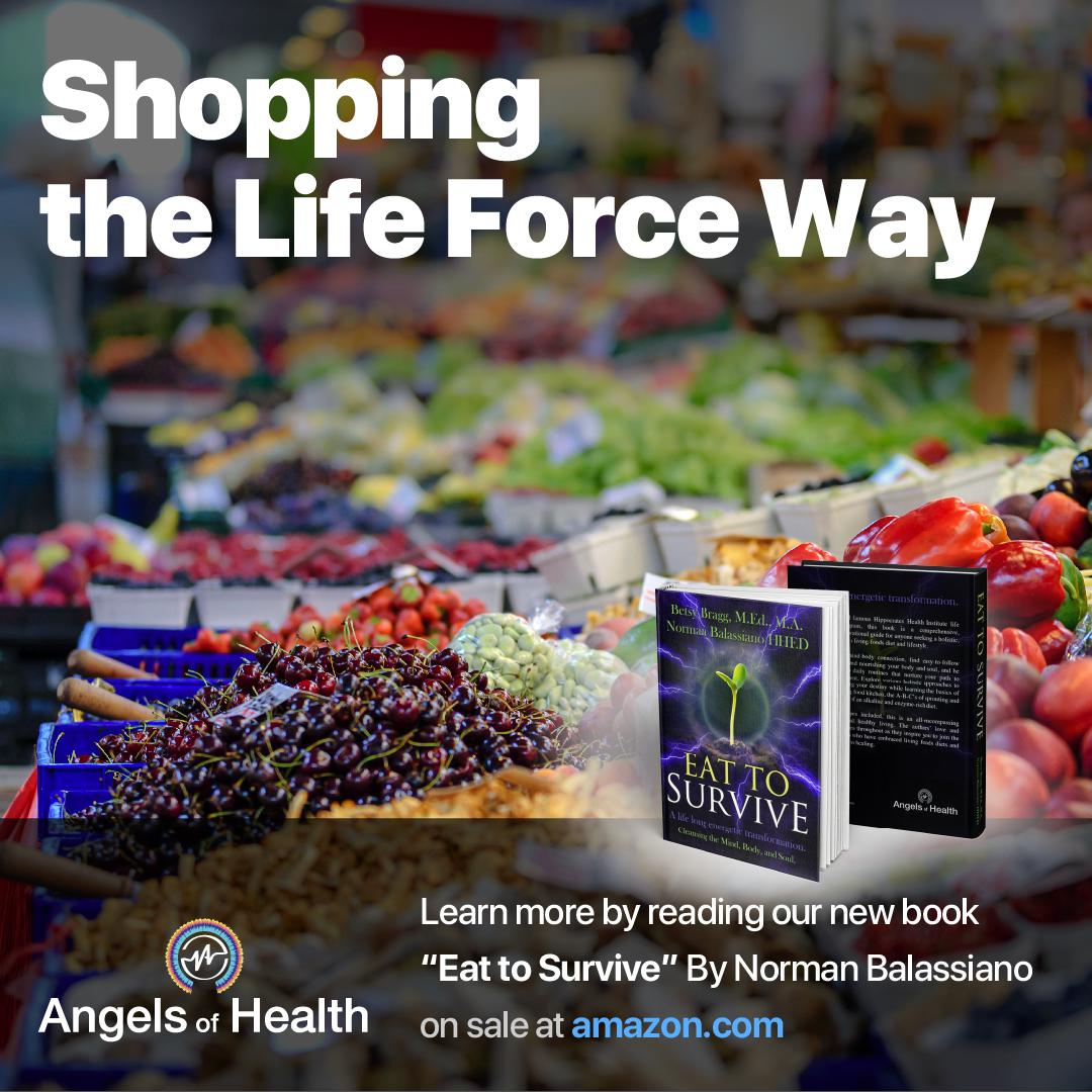 Shopping the Life Force way