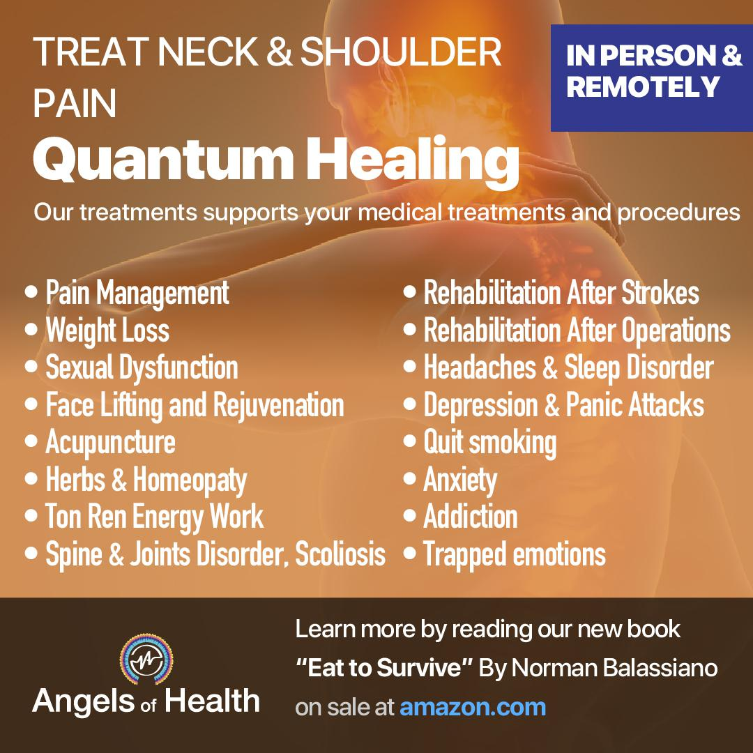 Treat Neck & Shoulder pain