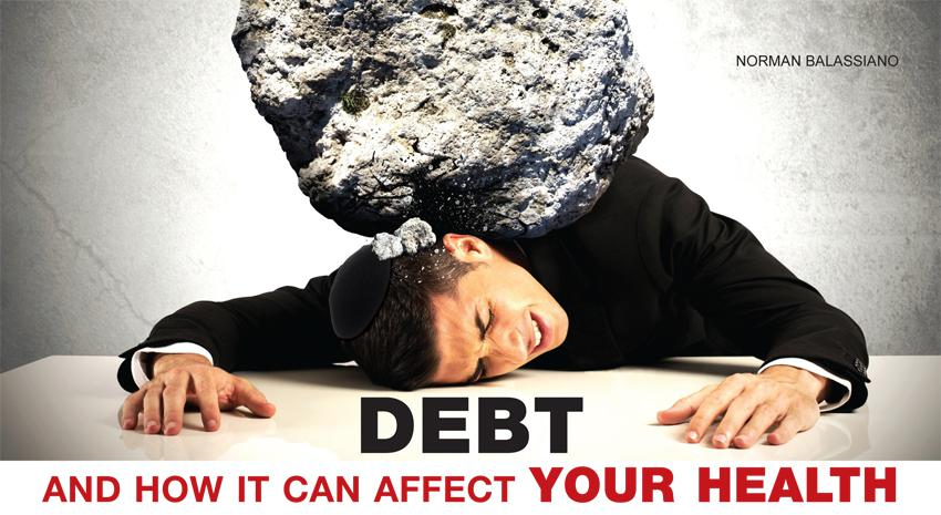 Debt and How It Can Affect Your Health